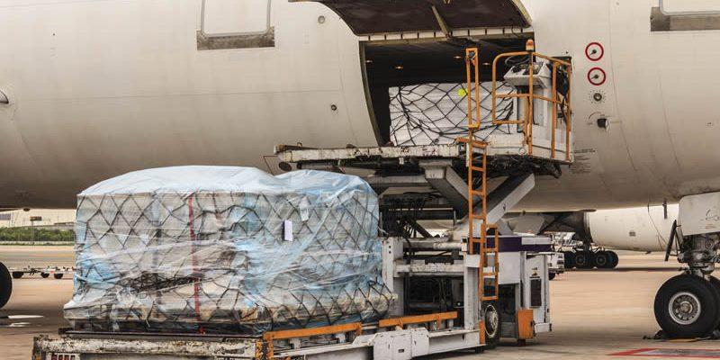 Cargo Uplifted Feb 2021